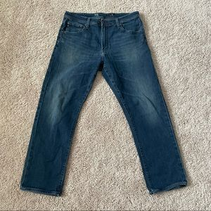 Adriano Goldschmied The Ives Modern Athletic Jeans